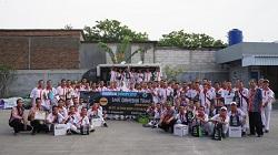Ryu Edukasi Ratusan Siswa SMK Dalam Acara Link And Match